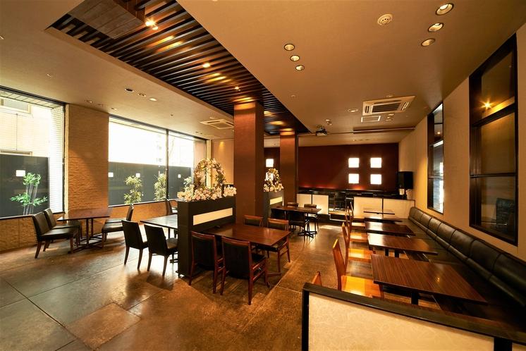 ◇レストランあんざ◇ 朝食会場♪
