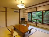 2018年6月リニューアル【竹の間】和室9.5畳+7畳