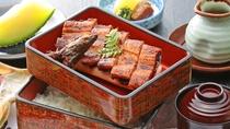 小田温泉伝統の味 うな重