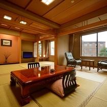 【特別和室 和室10畳+10畳】2間続きの特別和室
