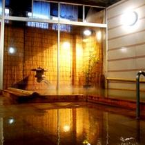 檜の大浴場