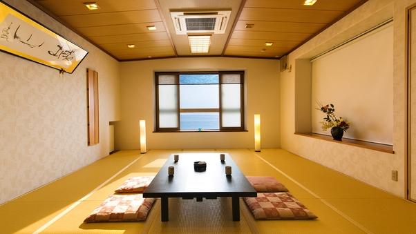 【本館和室22畳】海側客室 [トイレ・洗面台なし]