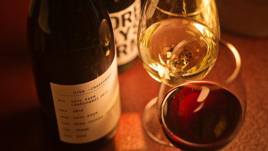 地元ワイナリーの【希少なワイン】♪雪解け水の柔らかさが生み出す、まろやかな口当たり。