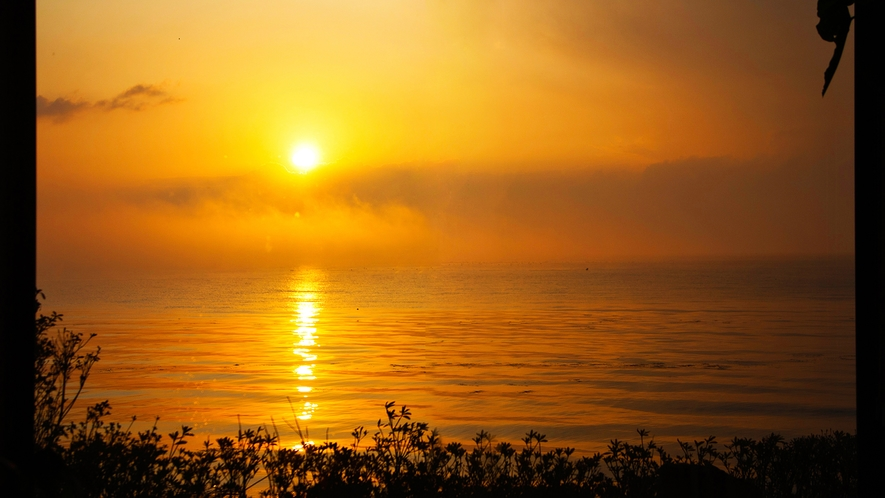 <全館オーシャンビュー>館内のお部屋すべてで朝陽がご覧いただけます♪