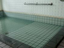 【大浴場・低温浴】