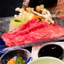 口の中でとろける肉【熊野牛コース】