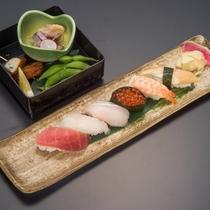 板長のお任せ寿司
