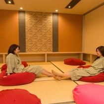 女性専用休憩室