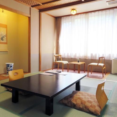 ファミリールーム「牡丹」(主客室・和室)
