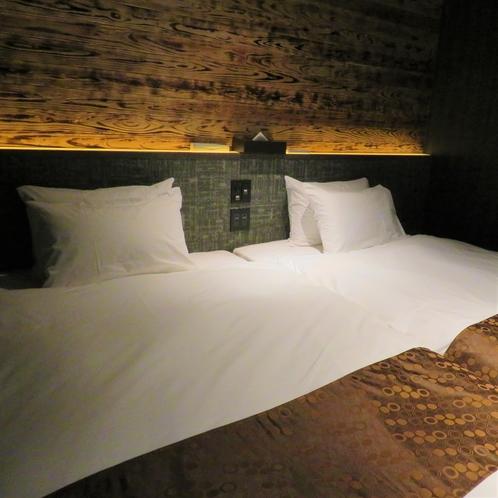 4階 特別室「松」 寝室