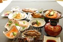 新鮮な海の幸※夕食一例②