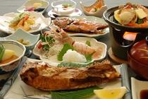 新鮮な海の幸※夕食一例