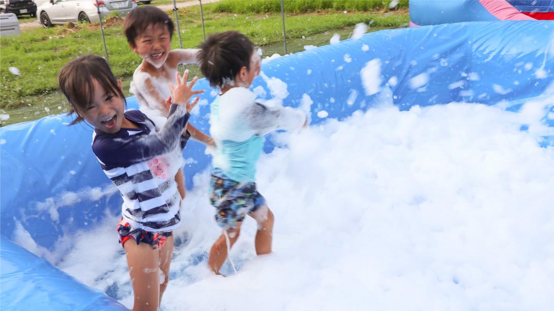 【夏イベント・バブルバズーカ】
