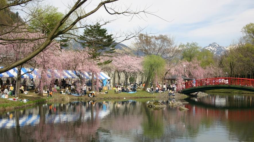 【周辺観光】湯沢中央公園