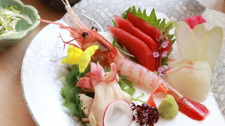 【創作和食会席】北越雪譜膳(一例)季節によりメニューは変更となります。