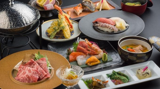 【期間限定コラボレーション】新たな食体験!料理長納得のマリアージュ・秋の和会席と和のジン「ROKU」