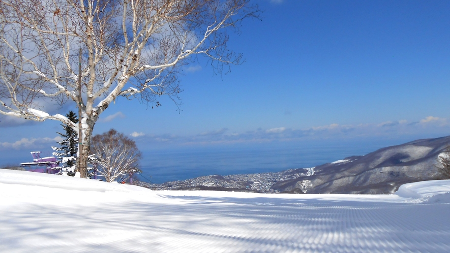小樽朝里川温泉スキー場