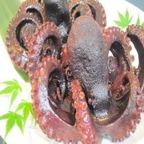 蛸の柔らか姿煮