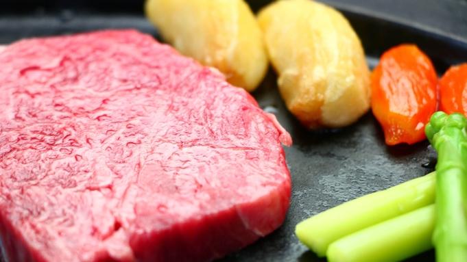 \秋冬限定/壱岐牛ステーキ+「海鮮鍋」又は「あわび陶板焼き」が選べる♪