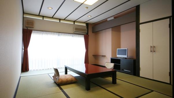 ○広縁付和室10畳○ユニット式バス・洗浄トイレ付