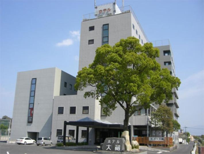ホテル大蔵 外観