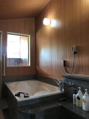 【温泉】★プライベート空間の貸切風呂★ゆっくりお過ごしいただく50分