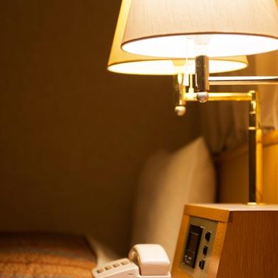 ♪広めのお部屋で ゆったり快適に♪【連泊限定・1名利用】★2泊以上のご滞在から★ 素泊まりプラン
