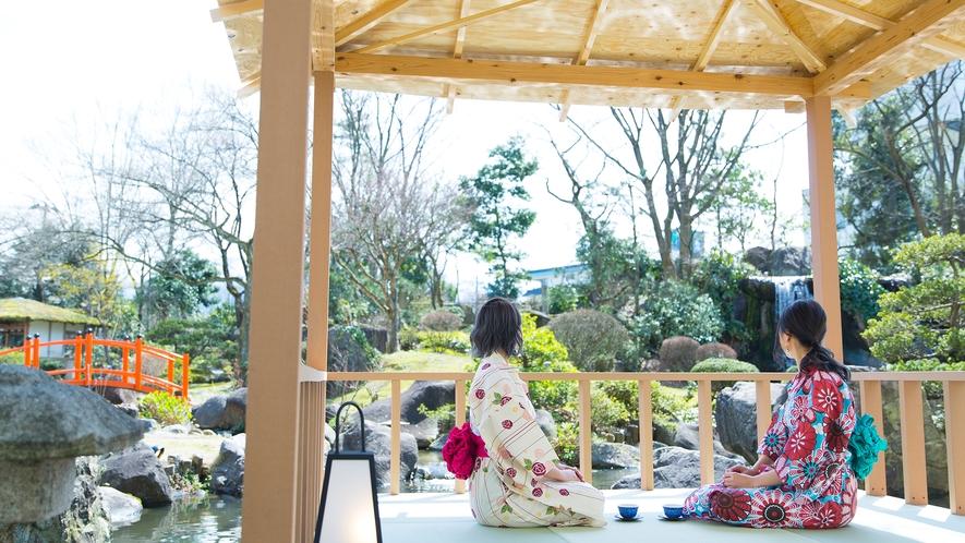 1000坪の日本大庭園