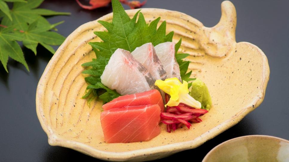 秋料理:【造里】海まかせ