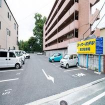 第三駐車場【平面】