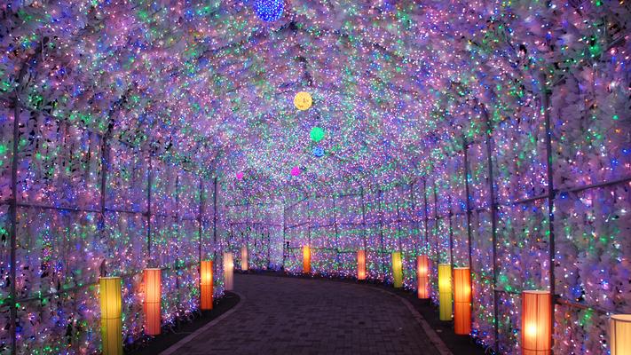 ◆冬の洞爺はイルミネーションがお楽しみいただけます♪