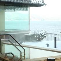【冬】露天風呂