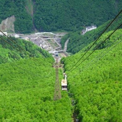 【黒岳ロープウェイ券付】<会席バイキング/早紅葉指定>黒岳の絶景を楽しむ空中散歩