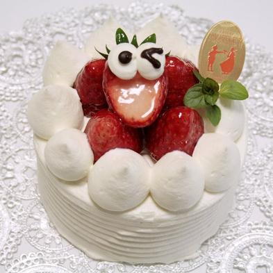 【記念日】函館スナッフルスのケーキ&オリジナルデザートプレート2大特典付(夕朝食付)
