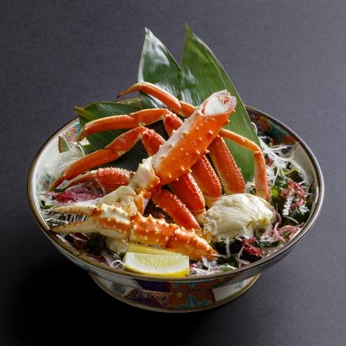 【宴会追加メニュー】二大蟹盛合わせ