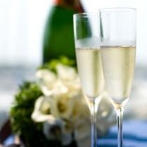 *シャンパン画像