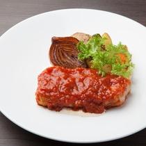 神戸ビストロ洋食(ポークチャップ)