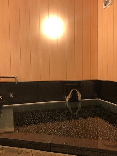 2019年10月改装した男性内風呂