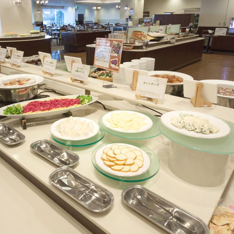 【レストランBALI-HAI】混雑状況によりお食事の開始時間は異なります。