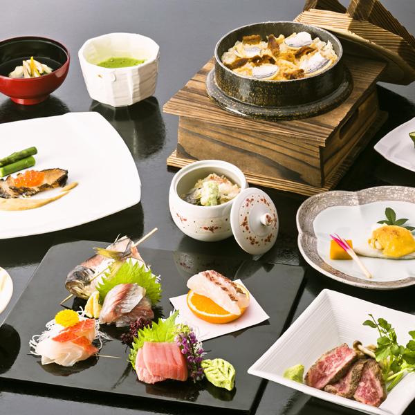 【和会席】特別な日に特別なお料理をお召し上がり下さい。※イメージ