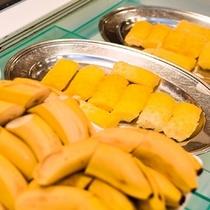 【朝食☆和洋バイキング】お目覚めにはフレッシュフルーツが一番!※一例