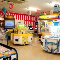 【ゲームコーナー】温泉に来たらゲームコーナーは定番!?