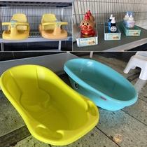 【お子様向け安心サービス】ベビーチェア・ボディソープ&シャンプー・ベビーバス 大浴場に無料貸し出し有