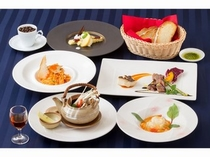 【イタリアン美食コース】メニュー例