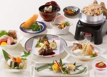 ≪和食会席≫お料理例 旬の食材をどうぞ