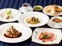 『イタリアンコース料理』メニュー例
