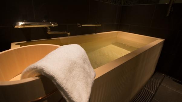 【檜風呂】南館和洋室(77.1平米)  禁煙