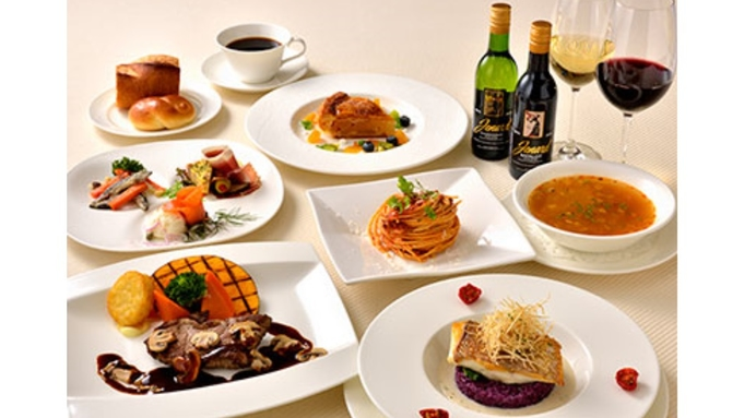 【ご夕食はゆっくりとお部屋で】季節のルームサービスディナー付プラン<夕朝食付>