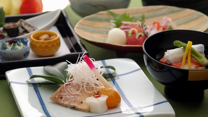 ◆選べる夕食付き◆ディナー&ステイ〜スペシャル〜<夕朝食付>