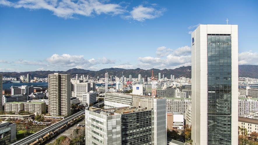 本館からの眺望(北側・昼) イメージ